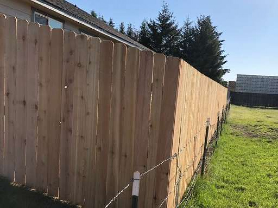 Need to Install a Traditional Wood Fence?